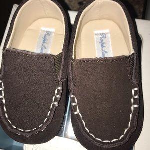 Baby boy Ralph Lauren dress shoe